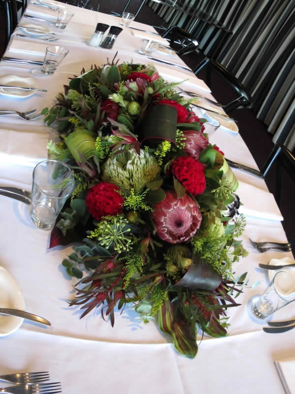 floral arrangements events