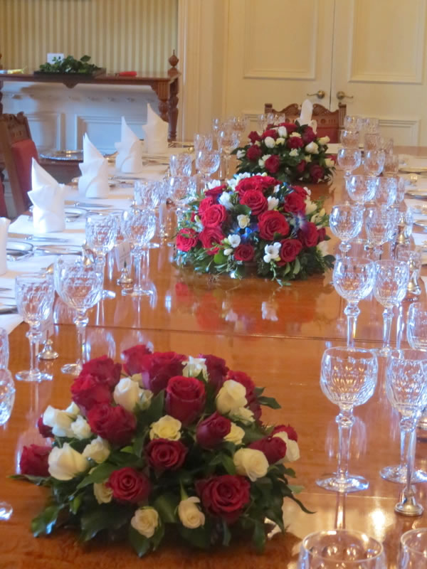 event floral arrangements for weddings, corporate events, special occasions